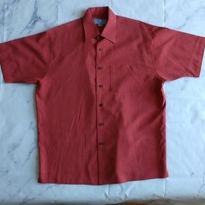 Kenneth Cole pure luxury casual button down